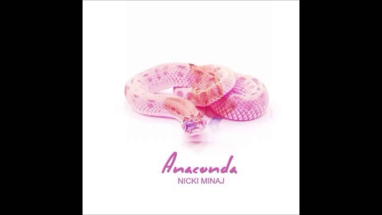 Nicki Minaj - Anaconda (Clean) - YouTube