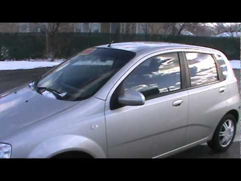 2005 Chevy Aveo Ls Youtube