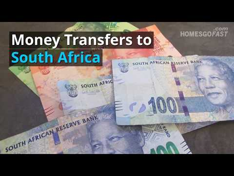 Money Transfers To South Africa