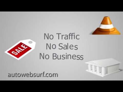 Autowebsurf the best autosurf traffic exchange