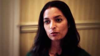 Jhumpa Lahiri discusses her Man Booker shortlisted novel THE LOWLAND
