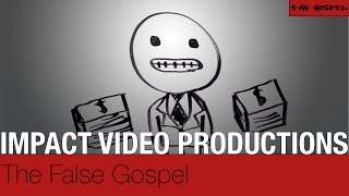 The False Gospels & Types of Christianity | IMPACT Whiteboard Videos