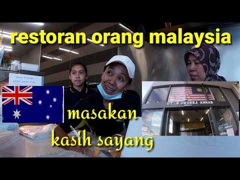 Restaurant orang malaysia di australia Swanhill Victoria/ staff friendly