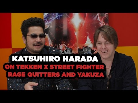 Tekken's Harada on Dealing With Yakuza, Pretending to Be Ono - Interview