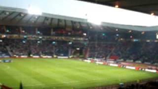 Flower of Scotland - Scotland v Iceland