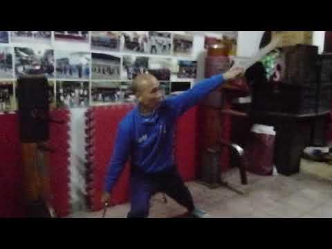 Wing Tsun Master Murat Aktas 2010 China Foshan