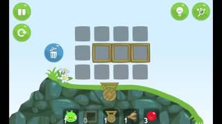 Bad Piggies Gameplay Part 1: Angry Birds Creators - Rovio | HD