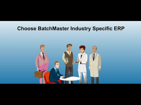 Industry Specific ERP Solution for Process Manufacturing Industries