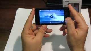 Обзор китайского смартфона ZTE v889s( v807 )