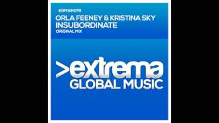 Orla Feeney & Kristina Sky - Insubordinate (Original Mix)