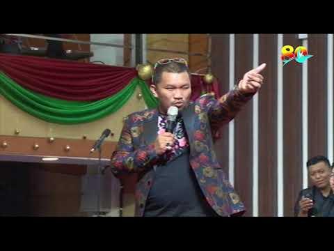 Mongol Stres Stand Up Comedy - Perayaan Natal 2017 & 80 tahun GPdI Palembang