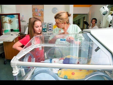 Die Kinderklinik im Klinikum Nürnberg Süd