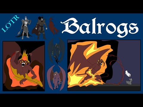 LOTR: Balrogs