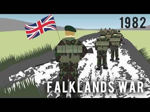 The Falklands War (1982)