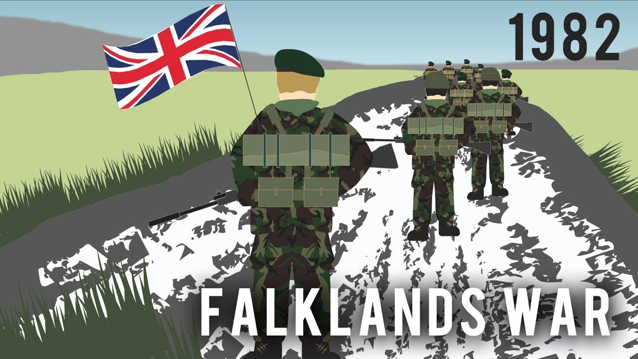The Falklands War 1982 Simple History