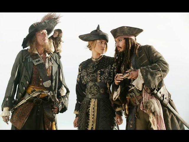 Пираты Карибского моря 3: На краю Света (2007)— русский трейлер