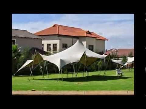Kivuli Hiring -- Stretch Tent Hire Company In Johannesburg And Pretoria Gauteng
