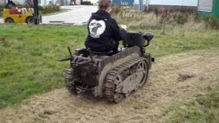 RANSOMES MG 6