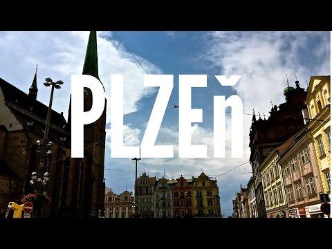 Exploring Plzen, Pilsen, Czech republic