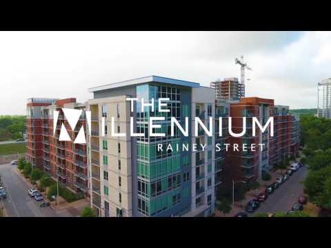 Millennium Rainey Apartments: Luxury Apartment Living in Downtown Austin, TX