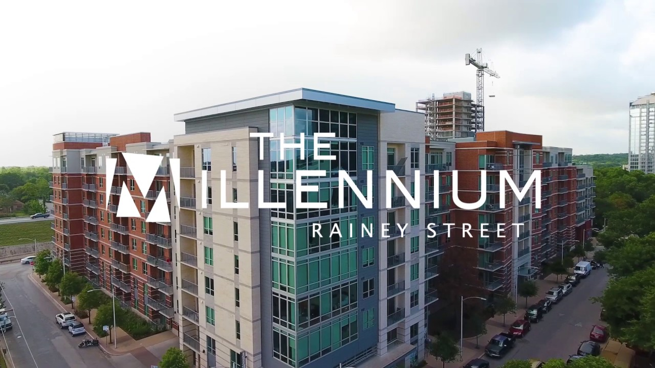 Millennium Rainey Apartments: Luxury Apartment Living In Downtown Austin, TX