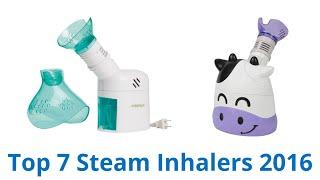 7 Best Steam Inhalers 2016