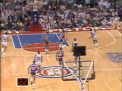 1989 NBA Finals: Lakers at Pistons, Gm 2 part 8/13