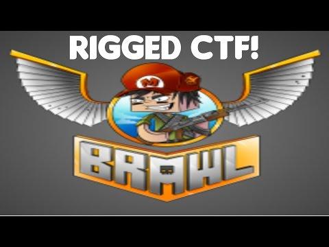 Minecraft | BRAWL GAMES | RIGGED CTF