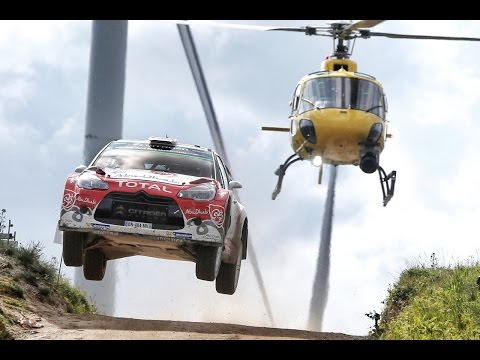 Kris Meeke and Abu Dhabi Total WRT win Rally de Portugal - WRC 2016