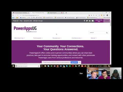 PowerApps User Group Engagement and Opportunities
