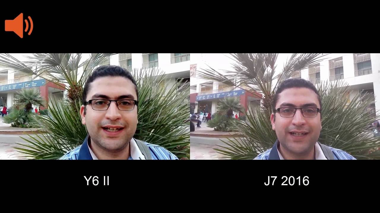 Huawei Y6 II vs Samsung J7 2016 camera test
