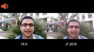 Huawei Y6 II vs Samsung J7 2016 camera test