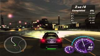 Need for Speed: Underground 2 [Intro & Gameplay] HD 1080p