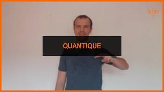 Quantique - Quantique
