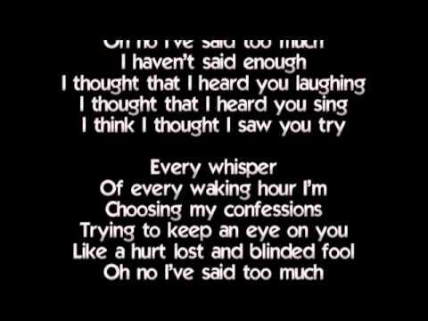 R.E.M. – All the Right Friends Lyrics | Genius Lyrics