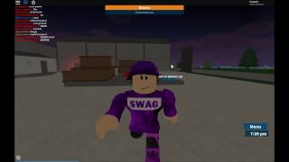 ROBLOX Glitching - Prison Life v2.0