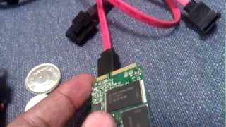 Intel® 310 Series SSDMAEMC080G2C1 mSATA 80GB mSATA (SSD)