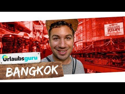BANGKOK | Khao San Road vs. Sukhumvit Road