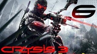 NEW: Прохождение Crysis 3 (HD) -  Часть 6 (Глупцы)