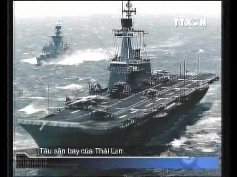Tìm hiểu về tàu sân bay (Aircraft Carrier)