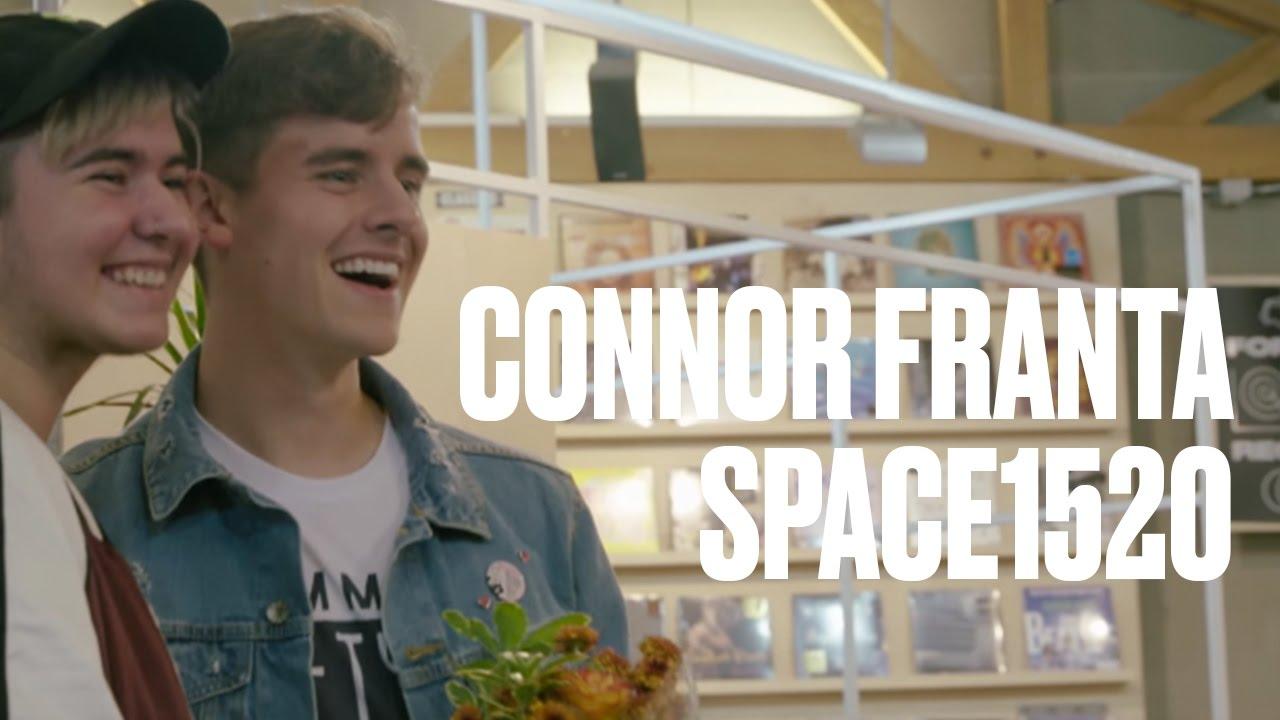 Uo Presents Conor Franta At Space 15 Twenty Youtube