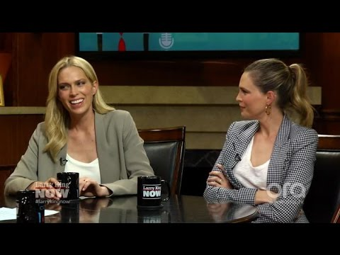 If You Only Knew: Erin and Sara Foster  Larry King Now  Ora.TV