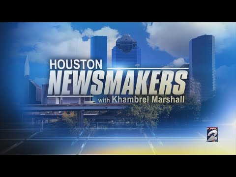 Houston Newsmakers With Guest Dr. Stephen Klineberg, Co-Founder Of The Houston Area Survey
