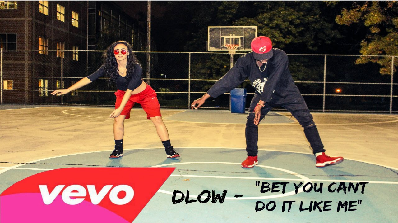 dlow bet you cant whip like me