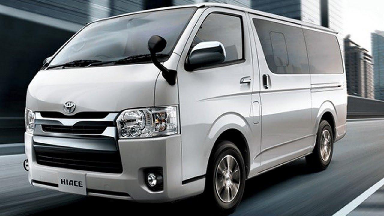 2018 Toyota Hiace Commuter
