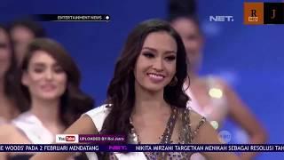 Cerita Karina Nadila di Ajang Miss Supranational 2017