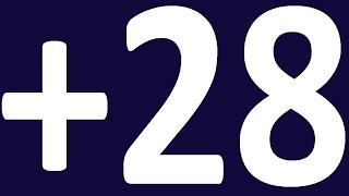 ПОЛНЫЙ УРОК 28 - ПРАКТИКА и УПРАЖНЕНИЯ. ГРАММАТИКА АНГЛИЙСКОГО ЯЗЫКА С НУЛЯ. АНГЛИЙСКИЙ ЯЗЫК. УРОКИ