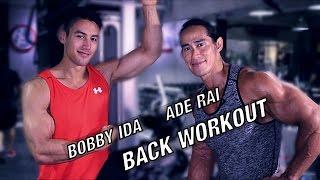 Download Video BACK WORKOUT SAMA ADE RAI DAN BOBBY IDA LATIHAN PUNGGUNG DI GYM MP3 3GP MP4