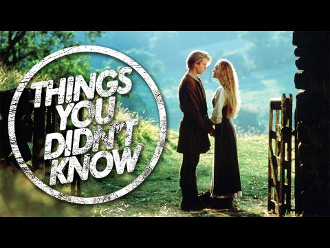7 Things You (Probably) Didn't Know About the Princess Bride video screenshot