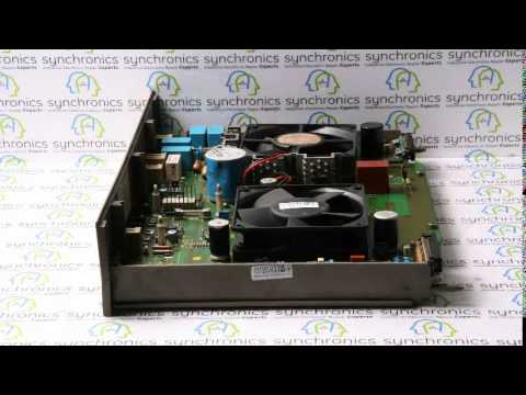 Siemens - Power Supply Unit TR-150 5V/15V/24VDC Repaired at Synchronics